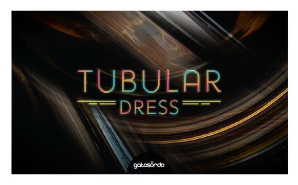 DJ Tubular Dress ok-01