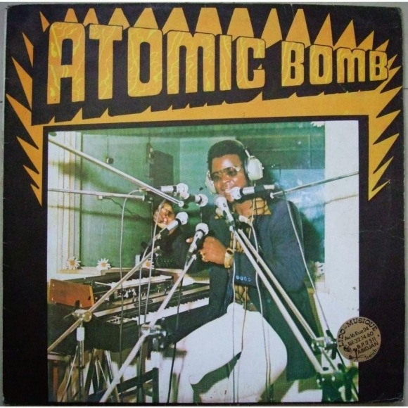 ¤William Onyeabor (1978) - Atomic Bomb LP